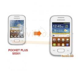 Cambiar Pantalla Tactil (cristal) Samsung Galaxy Pocket Plus S5301 - Imagen 1