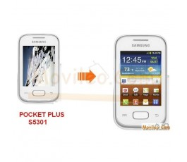 Cambiar Pantalla LCD (display) Samsung Galaxy Pocket Plus S5301 - Imagen 1