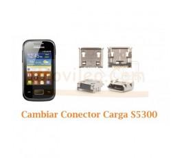 Cambiar Conector Carga Samsung Pocket Plus S5300 - Imagen 1