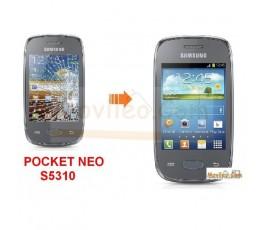 Cambiar Pantalla Tactil (cristal) Samsung Galaxy Pocket Neo S5310 - Imagen 1
