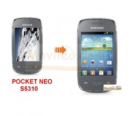 Cambiar Pantalla LCD (display) Samsung Galaxy Pocket Neo S5310 - Imagen 1