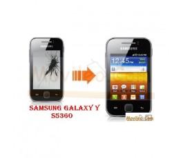 CAMBIAR PANTALLA LCD SAMSUNG GALAXY Y S5360 - Imagen 1
