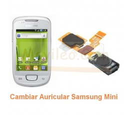 Cambiar Auricular Samsung Galaxy Mini s5570 s5570i - Imagen 1