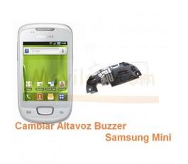 Cambiar Altavoz Buzzer Samsung Galaxy Mini s5570 s5570i - Imagen 1