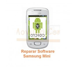 Reparar Problemas de Software Samsung Galaxy Mini s5570 s5570i - Imagen 1
