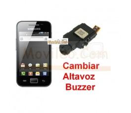 Reparar Altavoz Buzzer Samsung Ace S5830 S5830i - Imagen 1