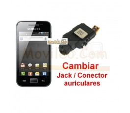 Reparar Jack Samsung Ace S5830 S5830i - Imagen 1