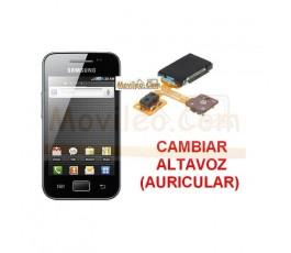 Reparar Auricular Samsung Ace s5830  s5830i - Imagen 1