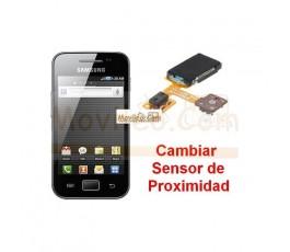 Reparar Sensor de Proximidad Samsung Ace s5830 s5830i - Imagen 1