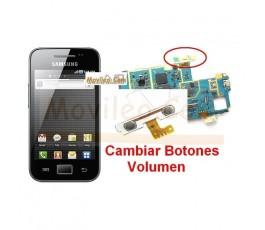 Reparar Boton Volumen Samsung Ace s5830 s5830i - Imagen 1