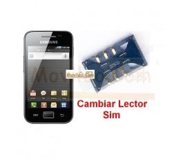 Reparar Lector Sim Samsung Ace s5830 s5830i - Imagen 1