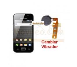 Reparar Vibrador Samsung Ace s5830 s5830i - Imagen 1