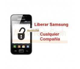 Liberar Samsung Ace s5830 s5830i por cable - Imagen 1