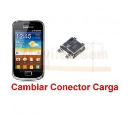 Cambiar Conector Carga Samsung Galaxy Mini 2 s6500 - Imagen 1