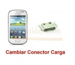 Cambiar Conector Carga Samsung Galaxy Fame S6810 - Imagen 1