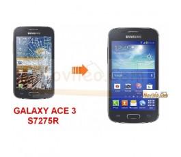 Cambiar Pantalla Tactil (cristal) Samsung Galaxy Ace 3 S7275R - Imagen 1