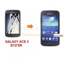 Cambiar Pantalla LCD (display) Samsung Galaxy Ace 3 S7275R - Imagen 1