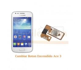 Cambiar Boton Encendido Samsung Ace 3 S7275 - Imagen 1
