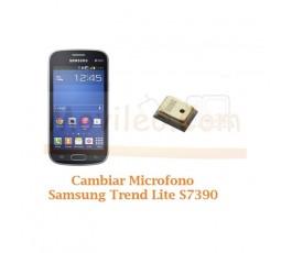 Cambiar Microfono Samsung Samsung Trend Lite S7390 - Imagen 1