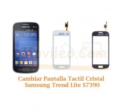 Cambiar Pantalla Tactil Cristal Samsung Trend Lite S7390 - Imagen 1
