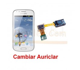 Reparar Auricular Samsung Galaxy Trend s7560 s7562 - Imagen 1