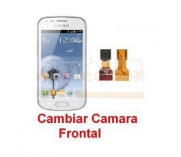 Reparar Camara Frontal Samsung Galaxy Trend s7560 s7562 - Imagen 1