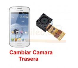 Reparar Camara Trasera Samsung Galaxy Trend s7560 s7562 - Imagen 1