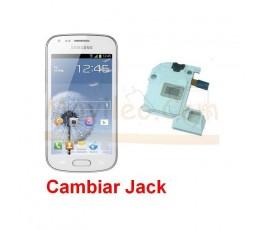 Reparar Jack Samsung Galaxy Trend s7560, s7562 - Imagen 1