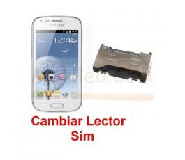 Reparar Lector Tarjeta Sim Samsung Galaxy Trand s7560 s7562 - Imagen 1