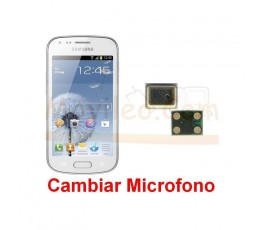 Reparar Microfono Samsung Galaxy Trend s7560 s7562 - Imagen 1