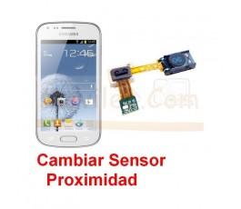 Reparar Sensor Proximidad Samsung Galaxy Trend s7560 s7562 - Imagen 1