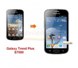 Cambiar Pantalla Tactil (cristal) Samsung Galaxy Trend Plus S7580 - Imagen 1