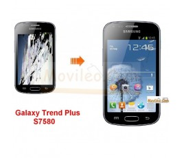 Cambiar Pantalla LCD (display) Samsung Galaxy Trend Plus S7580 - Imagen 1