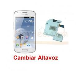 Cambiar Altavoz Samsung Galaxy Trend Plus S7580 - Imagen 1