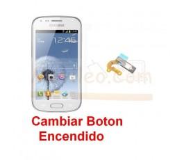 Cambiar Boton Encendido Samsung Galaxy Trend Plus S7580 - Imagen 1