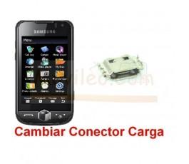 Reparar Conector Carga Samsung Jet s8000 - Imagen 1