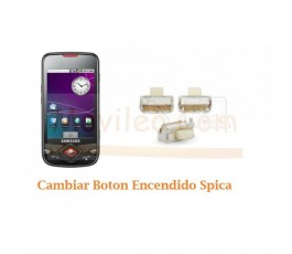 Cambiar Boton Encendido Samsung Spica i5700 - Imagen 1