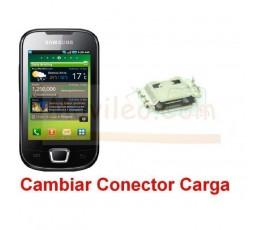Reparar Conector Carga Samsung Galaxy 3 i5800 - Imagen 1