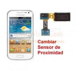Reparar Sensor de Proximidad Samsung Galaxy Ace 2 i8160 i8160p - Imagen 1