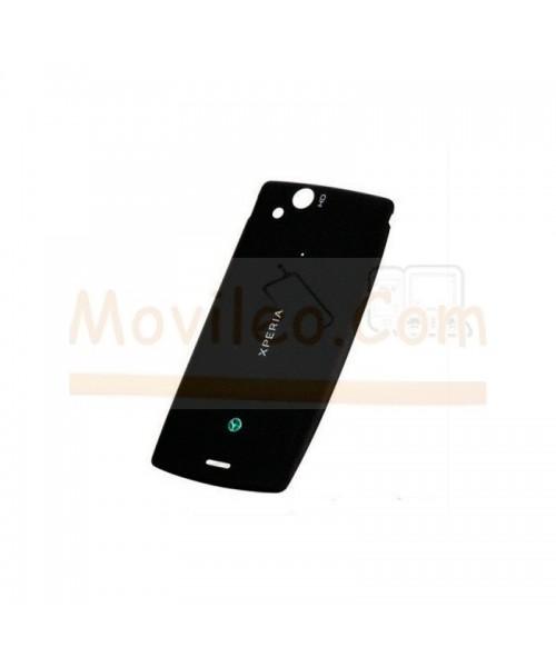 Tapa Trasera Negra para Sony Ericsson Arc S, Lt15, Lt18 - Imagen 1