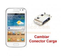 Reparar Conector Carga Samsung Galaxy Ace 2 i8160 i8160p - Imagen 1