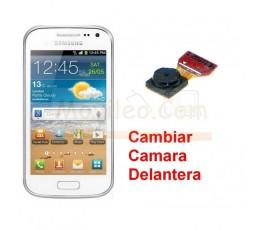 Reparar Camara Delantera Samsung Galaxy Ace 2 i8160 i8160p - Imagen 1