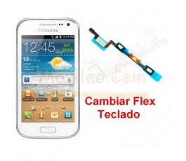 Reparar Flex Teclado Samsung Galaxy Ace 2 i8160 i8160p - Imagen 1