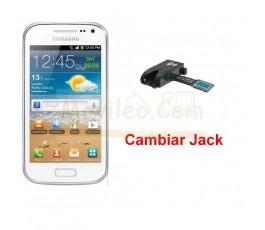 Reparar Jack Samsung Galaxy Ace 2 i8160 i8160p - Imagen 1