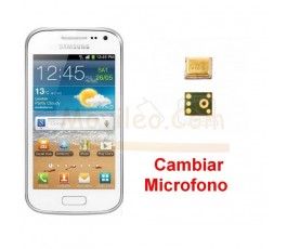 Reparar Microfono Samsung Galaxy Ace 2 i8160 i8160p - Imagen 1