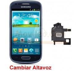 Reparar Altavoz Samsung Galaxy S3 Mini i8190 - Imagen 1