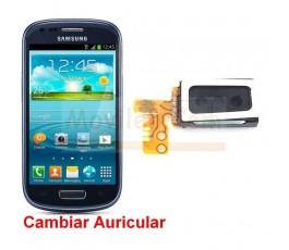 Reparar Auricular Samsung Galaxy S3 Mini i8190 - Imagen 1