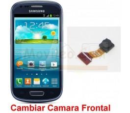 Reparar Camara Frontal Samsung Galaxy S3 Mini i8190 - Imagen 1