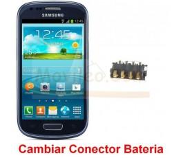Reparar Conector Bateria Samsung Galaxy S3 Mini i8190 - Imagen 1