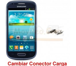 Reparar Conector Carga Samsung Galaxy S3 Mini i8190 - Imagen 1